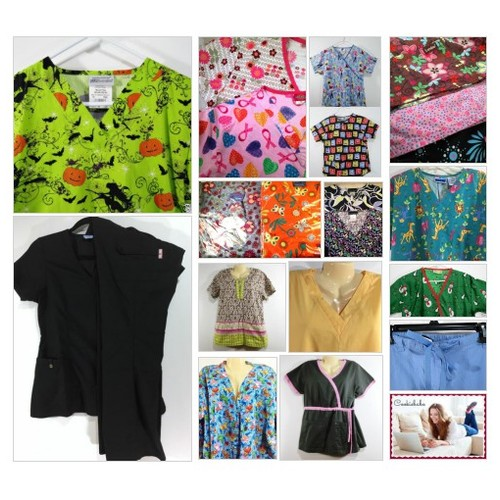 cookiebabe | eBay GOT SCRUBS?  I do! Come visit! Lots of sizes! #ebay #PromoteEbay #PictureVideo @SharePicVideo