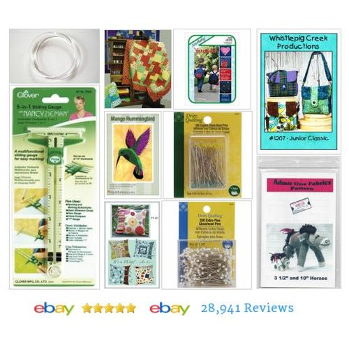 #Sewing Embroidery items in store on eBay! #Embroidery #ebay #PromoteEbay #PictureVideo @SharePicVideo