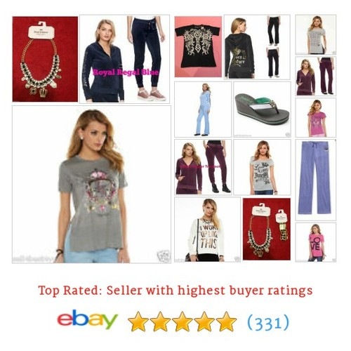 JUICY COUTURE Great deals from sell4best #ebay  #ebay #PromoteEbay #PictureVideo @SharePicVideo