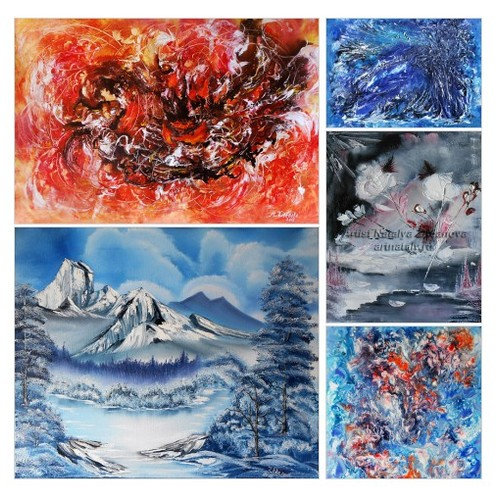 Exclusive digitalPrints of  Paintings by Etsy shop: https://www.etsy.com/shop/ArtBuyOnline #etsy #PromoteEtsy #PictureVideo @SharePicVideo