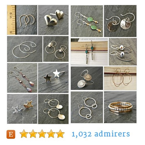 Earrings #etsy shop #earring @@serendipityhandcraft  #etsy #PromoteEtsy #PictureVideo @SharePicVideo