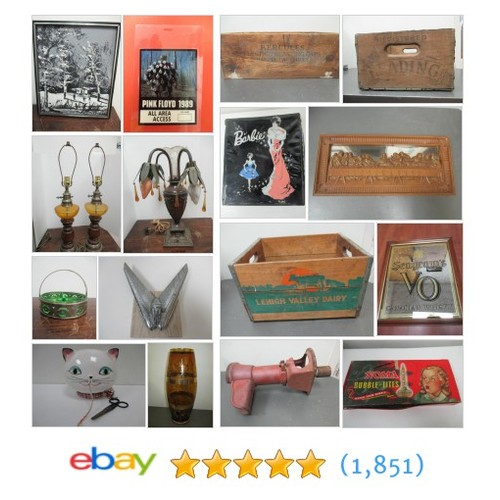 Vintage Items Great deals from Finding Thingz #ebay @findingthingz  #ebay #PromoteEbay #PictureVideo @SharePicVideo
