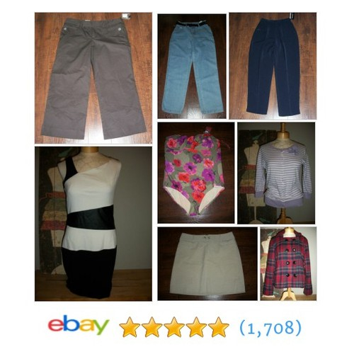 NWT Thrift store #ebay @bad_cat_thrift  #ebay #PromoteEbay #PictureVideo @SharePicVideo