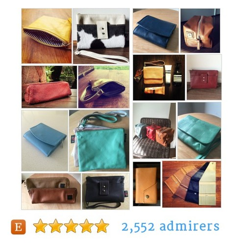Leather Wallets, Pouches #etsy shop #pouch #leatherwallet @tanahidebags  #etsy #PromoteEtsy #PictureVideo @SharePicVideo
