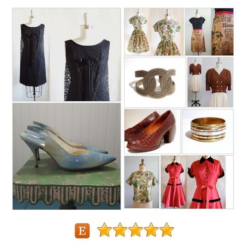 Vintage Clothing & Accessories by Retrouver.biz by  @RetrouvBiz #etsy #PromoteEtsy #PictureVideo @SharePicVideo