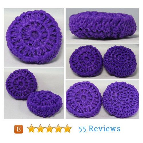 Purple Pot scrubber, Nylon tulle scrubbies, #etsy #PromoteEtsy #PictureVideo @SharePicVideo