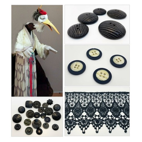 Beauty in Black at supplysideeconomics on Etsy  Vintage Finds. #etsyspecialt #integritytt #SpecialTGIF #Specialtoo  #TMTinsta      @RogueRTs @SGH_RTs   @UKSOPRO #estatesalefinds #vintagebuttons #vintagetrim #etsy #PromoteEtsy #PictureVideo @SharePicVideo
