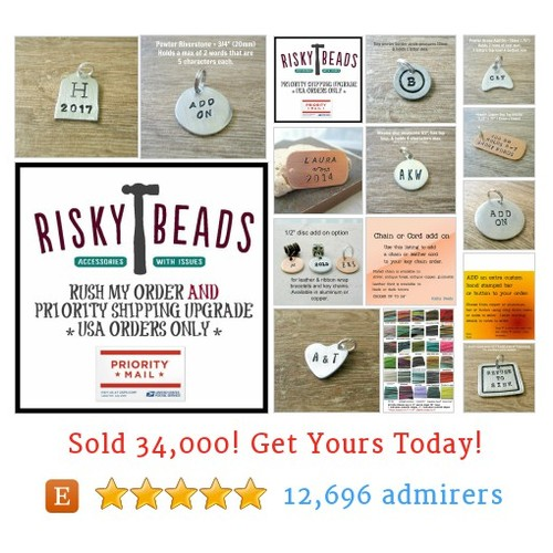 Add ons/Reserves Etsy shop #addon #reserf #etsy @riskybeads  #etsy #PromoteEtsy #PictureVideo @SharePicVideo