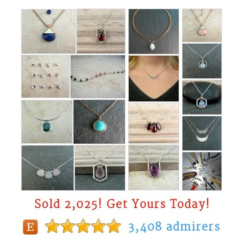 Necklaces Etsy shop #etsy @alwayscoffee  #etsy #PromoteEtsy #PictureVideo @SharePicVideo