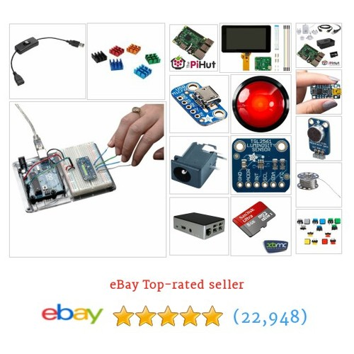 Items in The Pi Hut store on eBay ! #ebay @thepihut  #ebay #PromoteEbay #PictureVideo @SharePicVideo
