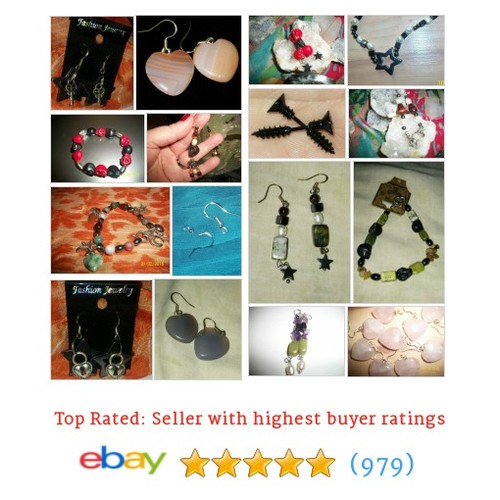 HANDMADE BRACELETS & EARRINGS Items in C H A R M N S A M store #ebay @charmnsam  #ebay #PromoteEbay #PictureVideo @SharePicVideo