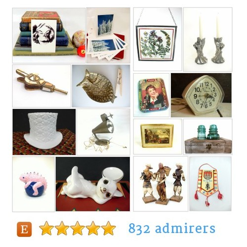 vintage HOME Etsy shop #vintagehome #etsy #PromoteEtsy #PictureVideo @SharePicVideo