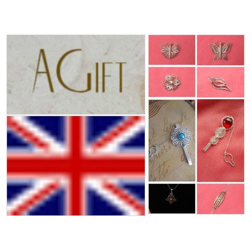 @amelagrbo_a Silver jewelry - AGift.ba #socialselling #PromoteStore #PictureVideo @SharePicVideo