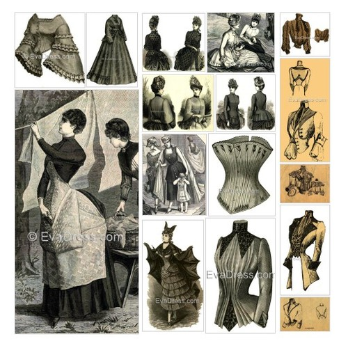1860's thru 1910's #shopify @evadress  #shopify #PromoteStore #PictureVideo @SharePicVideo