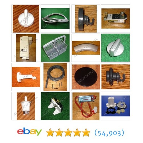 Major Appliance Parts Items in ALLFIX ELECTRICAL store ! #ebay @allfix  #ebay #PromoteEbay #PictureVideo @SharePicVideo