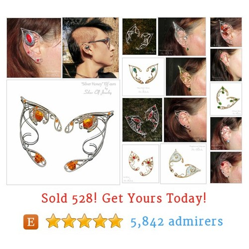 Elf ears / fairy ears Etsy shop #elfear #fairyear #etsy @lyrielmoon  #etsy #PromoteEtsy #PictureVideo @SharePicVideo