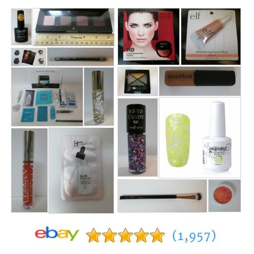 Cosmetics Great deals from beautyinterrupted #ebay @ashleymarie1977  #ebay #PromoteEbay #PictureVideo @SharePicVideo