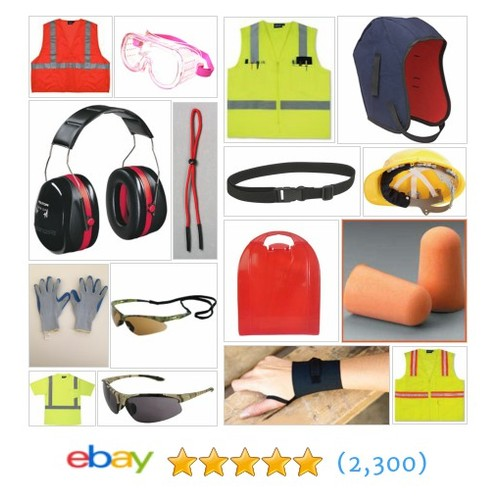 Safety Equipment Great deals from paynterenterprises #ebay @fairwayfreddy  #ebay #PromoteEbay #PictureVideo @SharePicVideo