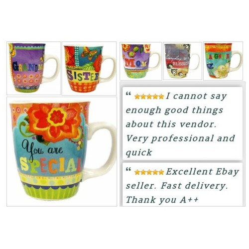 Need a new Coffee Mug Cup? We have them at Shar's Boutique eBay! #CoffeeMug #CoffeeMugsCup #ebay #PromoteEbay #PictureVideo @SharePicVideo