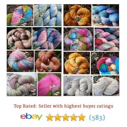 EVERYTHING SORTED BY COLOR... Great deals from Dream Catcher Yarns #ebay @dcyarns  #ebay #PromoteEbay #PictureVideo @SharePicVideo