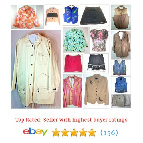 Ladies Clothing & Accessories Great deals from pesosaver #ebay @secondtimedeals  #ebay #PromoteEbay #PictureVideo @SharePicVideo
