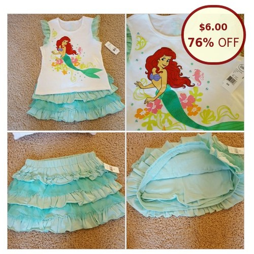 DISNEY TOP & SKORT SET - LITTLE GIRLS @martha_munger https://www.SharePicVideo.com/?ref=PostPicVideoToTwitter-martha_munger #socialselling #PromoteStore #PictureVideo @SharePicVideo