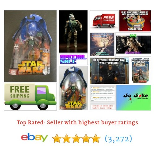 STAR WARS-ROTS-AT-RT-DRIVER-MISSLE FIRING BLASTER-2005-NEW-RARE #54-HASBRO-COOL! | eBay #HASBRO #etsy #PromoteEbay #PictureVideo @SharePicVideo