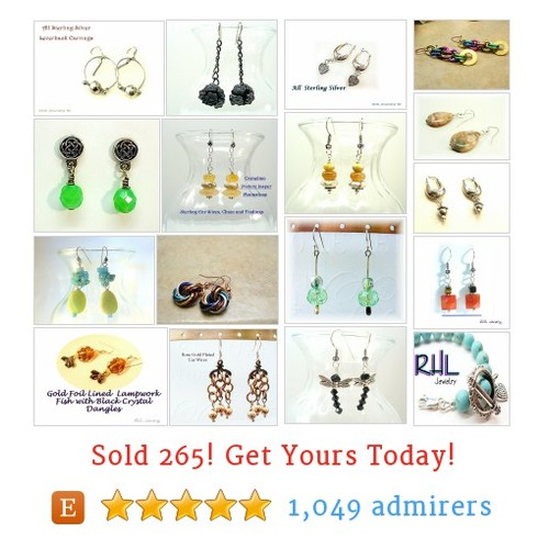 Earrings for Women Etsy shop #etsy @sparkle4soul  #etsy #PromoteEtsy #PictureVideo @SharePicVideo