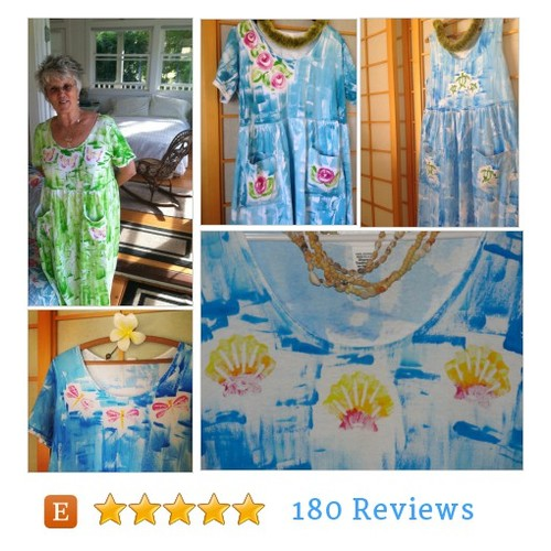 Hawaiian Plus Size Dress #shoppershour #epiconetsy #TIntegrityT @EarthRT @MDFDRetweets  #etsy #PromoteEtsy #PictureVideo @SharePicVideo