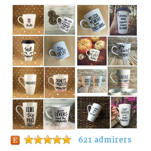 Mugs #etsy shop #mug @dimples_andsass  #etsy #PromoteEtsy #PictureVideo @SharePicVideo