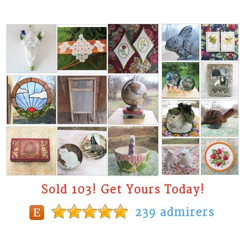 Accent Pieces Etsy shop #etsy @oldshedvintage  #etsy #PromoteEtsy #PictureVideo @SharePicVideo