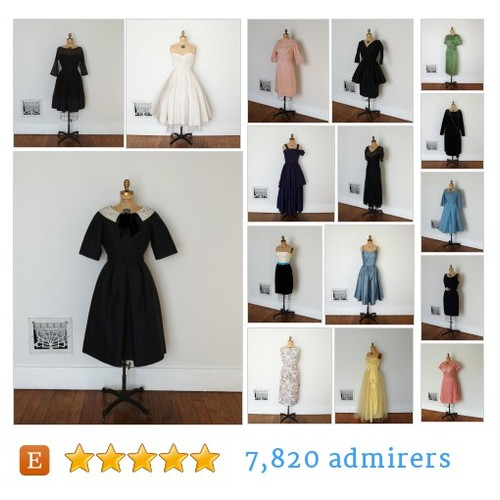 Vintage Party Dresses #etsy shop #vintagepartydress @bbisouxvintage  #etsy #PromoteEtsy #PictureVideo @SharePicVideo
