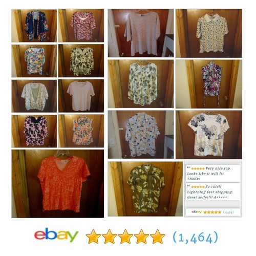 Womens Floral Tops In Foster Web Store ! #Womens #FloralTops #WomensTops #ebay #PromoteEbay #PictureVideo @SharePicVideo