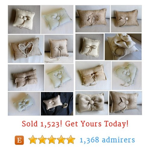Ring Pillows & Wedding Etsy shop #etsy @pineconeshoppe https://www.SharePicVideo.com/?ref=PostPicVideoToTwitter-pineconeshoppe #etsy #PromoteEtsy #PictureVideo @SharePicVideo