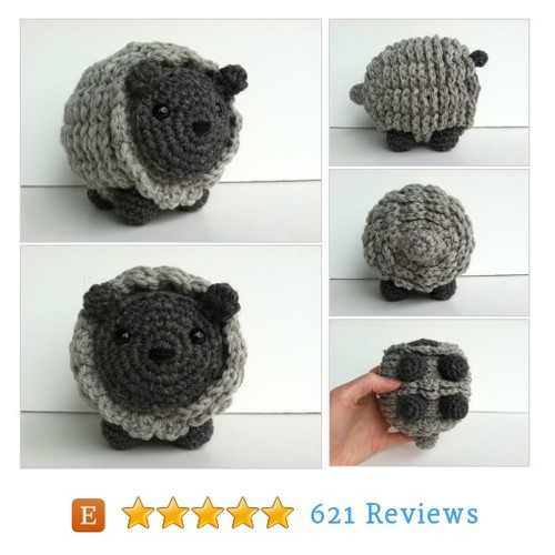 Amigurumi Crochet Sheep Plush Toy - #etsy @72stitches https://www.SharePicVideo.com/?ref=PostPicVideoToTwitter-72stitches #etsy #PromoteEtsy #PictureVideo @SharePicVideo