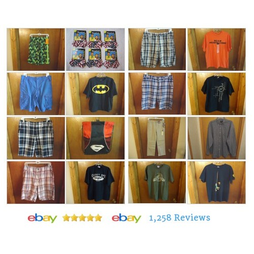 Always Free Shipping At Foster Web Store ! #Man #Boys #Clothing #ebay #PromoteEbay #PictureVideo @SharePicVideo