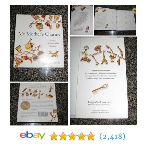 My Mother's Charms-Resource Guide-Gifts of Family Wisdom by #ebay @gritssisters  #etsy #PromoteEbay #PictureVideo @SharePicVideo