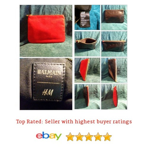 #Balmain #H&M #suede #stylish #fashionable #fashionistastyle #fashionista #etsy #PromoteEbay #PictureVideo @SharePicVideo