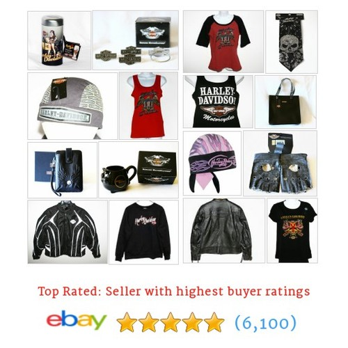 Harley-Davidson Merchandise Great deals from Biker Expressions #ebay @ladyjnevada  #ebay #PromoteEbay #PictureVideo @SharePicVideo