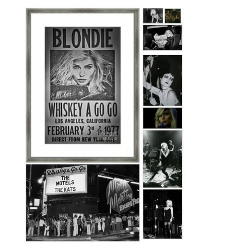 A NIGHT A THE WHISKEY AND BLONDIE-DEBBIE GRABS A FRENCH FRIES OR TWO #socialselling #PromoteStore #PictureVideo @SharePicVideo
