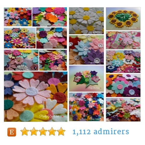 Flowers #etsy shop #flower @prettydiecuts  #etsy #PromoteEtsy #PictureVideo @SharePicVideo