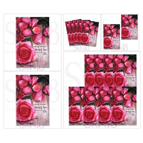Nature Republic Real Nature Mask Sheet Rose @skin18com https://SharePicVideo.com?ref=PostVideoToTwitter-skin18com #socialselling #PromoteStore #PictureVideo @SharePicVideo