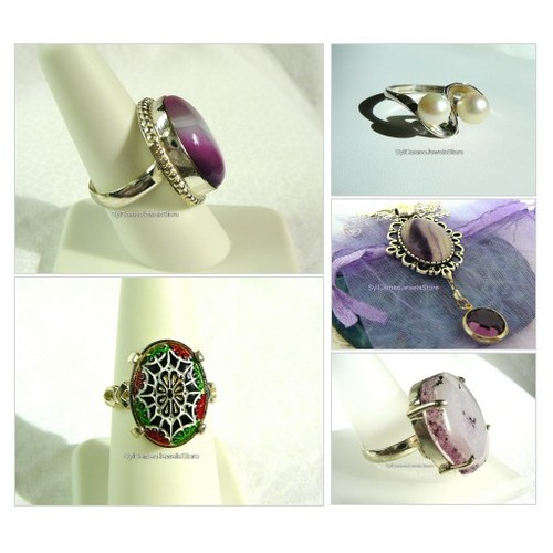 #Handmade #Jewelry #SylCameoJewelsStore #Etsyshop #etsyspecialt #Gemstones #Rings #SocialMedia #ListMyEtsy  #etsy #PromoteEtsy #PictureVideo @SharePicVideo