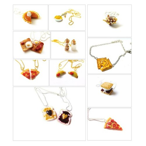 Necklaces @sucresucreminis #shopify  #socialselling #PromoteStore #PictureVideo @SharePicVideo