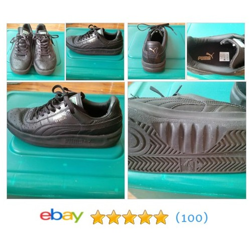 Puma Kids GV Sneakers Big Kids #ebay @mmirta422  #etsy #PromoteEbay #PictureVideo @SharePicVideo