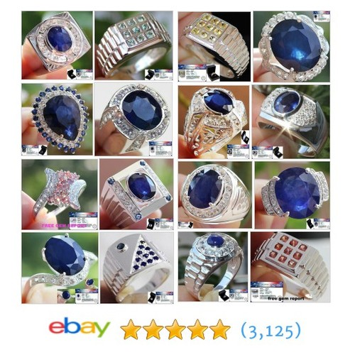 Sapphire Great deals from Welcome to Jewelryploysaistore #ebay @jewelryploysai  #ebay #PromoteEbay #PictureVideo @SharePicVideo