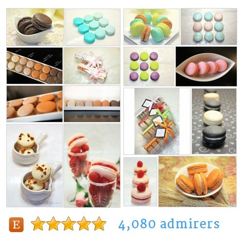 French Macaron #etsy shop #frenchmacaron @indayanibg  #etsy #PromoteEtsy #PictureVideo @SharePicVideo