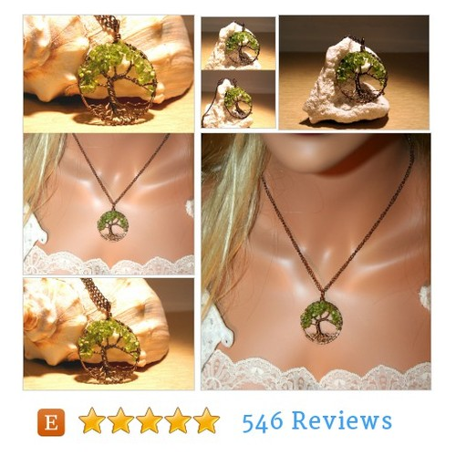 Tree Of Life #Necklace #Pendant #etsy @designsjust4fun  #etsy #PromoteEtsy #PictureVideo @SharePicVideo