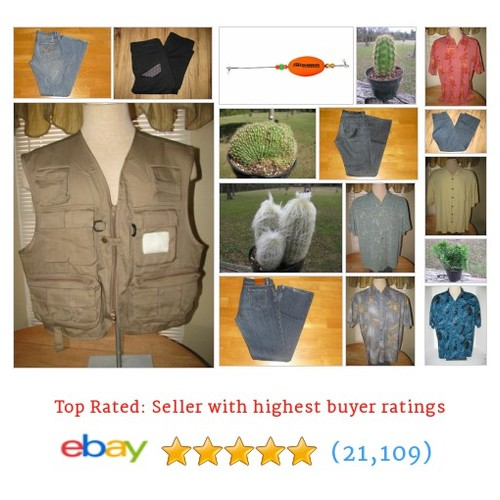 Used Jeans Clothing and More  @jeansclothing #ebay  #ebay #PromoteEbay #PictureVideo @SharePicVideo
