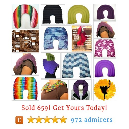 SHOULDER & NECK WRAPS Etsy shop #etsy @farmfairycrafts  #etsy #PromoteEtsy #PictureVideo @SharePicVideo